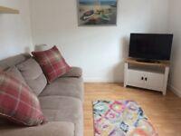 Irvine harbour flat for short term rent