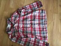 Gorgeous Land's End flannel PJ's-age 6