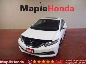 2014 Honda Civic EX| Backup Cam, Bluetooth, Power Group!