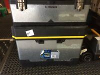Wickes two tier toolbox