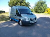 2011 11 FORD TRANSIT FWD 2.2 T280 115 MWB HIGH ROOF CALL 07791629657 NO VAT