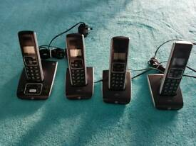 Bt synergy quad Cordless phone