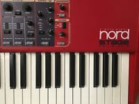 CLAVIA NORD STAGE 88 REVISION B (WITH PEDAL AND STAND)