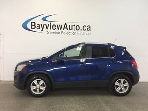 2016 Chevrolet TRAX LT- TURBO! AWD! REM START! REV CAM! BOSE!