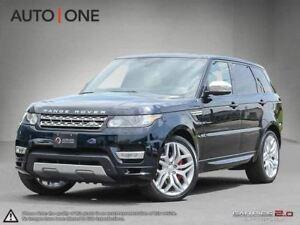 2015 Land Rover Range Rover Sport V8 | AUTO BIOGRAPHY | DYNAMIC