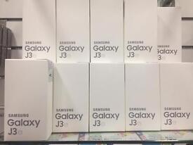 Samsung galaxy j3(2016) BRAND NEW BOXED UNLOCKED