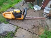 Jcb hedge cutter ( fix job )