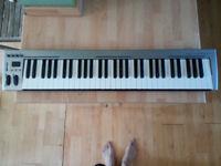 MIDI Keyboard / Controller Acorn Masterkey 61 keys