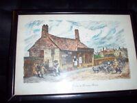 Artwork: ' the old prison in darwen street'