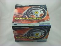 Boxed Thrustmaster Challenge Racing Wheel for the PlayStation 1 and 2 -Very Good Condition.