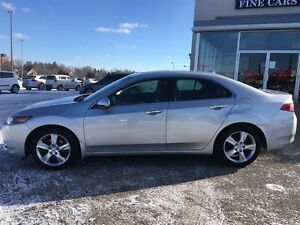 2012 Acura TSX ONE OWNER NO ACCIDENT Sport sedan Sunroof Alloys  Kitchener / Waterloo Kitchener Area image 3