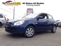 2011 Hyundai Accent L!!!   AUTO!!!   CERTIFIED AND E TESTED!!!