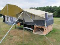 RACLET new trailer tent - QUICKSTOP SE LUX 017