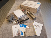 Nintendo Wii (With Box)