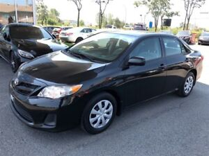 2012 Toyota Corolla CE *BANCS CHAUFFANT, AIR CLIMATISE*