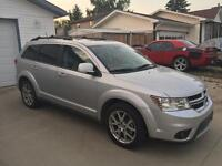 2013 Dodge Journey R/T and with 3rd row seating