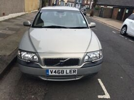 Volvo s80 2.9 petrol nice car start and Drive good ....2000year have some Body work 07490292366 call