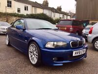 BMW 3 Series 2.5 325Ci Sport 2dr£2,995 well looked after ,
