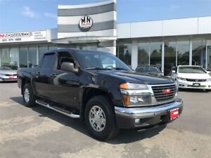 2008 GMC Canyon SLE Crew Cab Fully Loaded Only 115,000KM