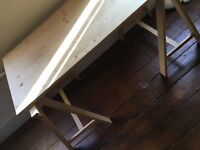 Trestle Table (Ikea)