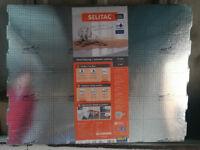 Selitac Aqua-Stop Parquet and Laminate Underlay 5 mm