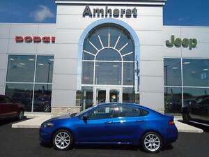 2013 Dodge Dart SXT w/Gold Plan Warranty