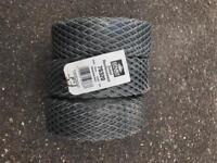 Tie galvanised reinforcement mesh for brick work