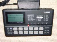 Yamaha RY8 Drum Machine, Rhythm Programmer