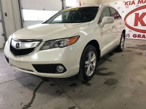 2015 Acura RDX Technology Package AWD NAV CUIR TOIT MAG ET PLUS