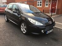 PEUGEOT 307 SPORT 1.6 -2007- 56 PLATE - 6 MONTHS MOT - ONE OWNER - IMMACULATE