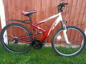 Adult Full Suspension Mountain Bike