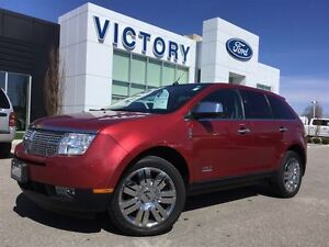 2009 Lincoln MKX Limited Edition, Bluetooth, Panoramic Moonroof