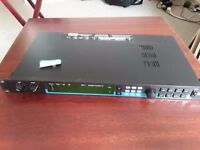 Lexcion MPX-1 Reverb and Effects Unit