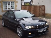 BMW E46 M3 Carbon Black