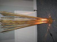 LIGHT - Reed Floor Lamp ( BARGAIN )