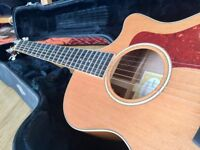 Taylor USA 412ce 2012 Fall Limited Edition electro-acoustic guitar - stunning woods