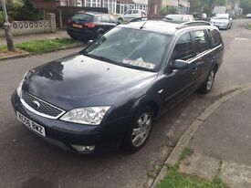 "2006 FORD MONDEO ZETEC 2.0 TDCI ""P/X CLEARANCE"""