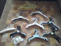 Baby hangers & safety plug socket plugs