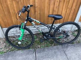 Boys Bike 24 inch Ages 8-11 years