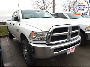 2017 Ram 2500 SOLD**DEMO*ONLY 1280 KMS*SXT*4X4*6.7L CUMMINS DIES