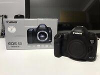 Canon 5D Mark 3 Digital SLR Camera Low Shutter Count MKIII