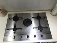 Beaumaric 5 burner hob