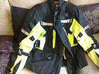Motorcycle jacket. Brand new. size L.
