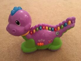 LEAP FROG DINOSAUR MULTI FUNCTIONAL EDUCATIONAL TOY