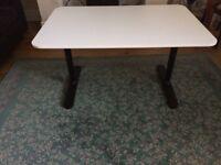 Ikea Bekant Office or Home Desk White