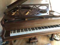 Cramer mini baby grand piano in excellent condition
