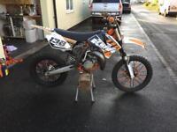 KTM SX 85 2011