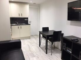 1 Bedroom Modern Apartment Bills Included £995 per month.