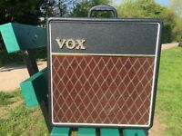 Vox AC4 - C12 Good condition. Perfect working order.