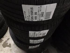 205/55/16 Michelin Pilot Sport A/S 3 *Allseason Tires*